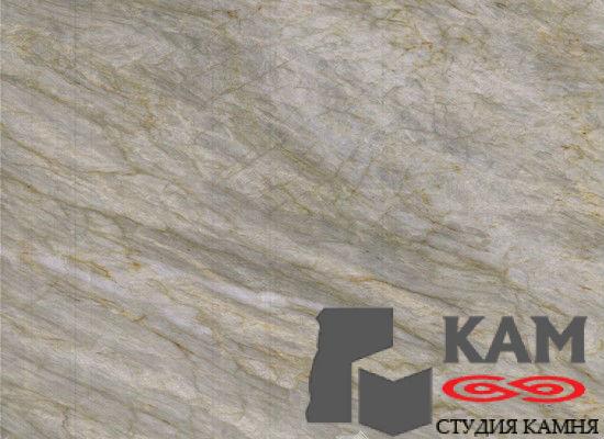 Камень кварцит Nacarado Gold