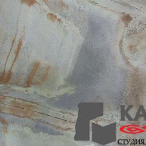 Камень кварцит Wasabi