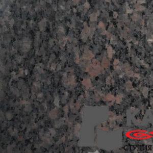 Натуральный камень гранит Балтийское (коричневый)