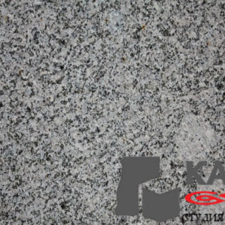 Натуральный камень гранит Возрождение (серый)