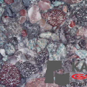 Натуральный камень гранит Aсquarius (розовый)