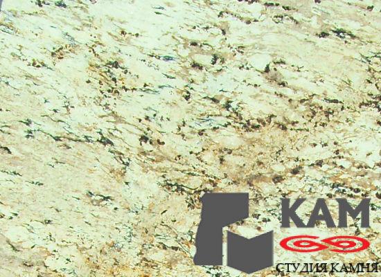 Натуральный камень гранит Antique Gold (бежевый)