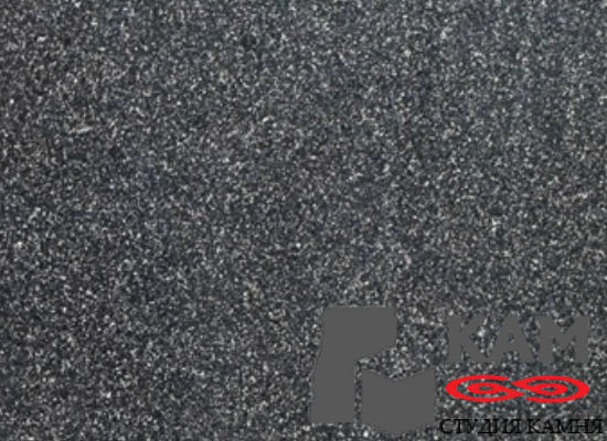 Натуральный камень гранит Bengal Black (черный)