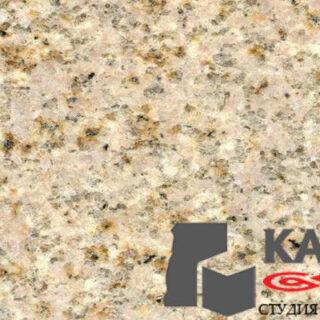 Натуральный камень гранит China Yellow (бежевый)