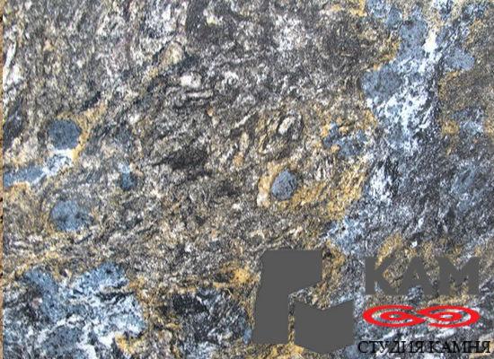 Натуральный камень гранит Cosmic Gold (серый)