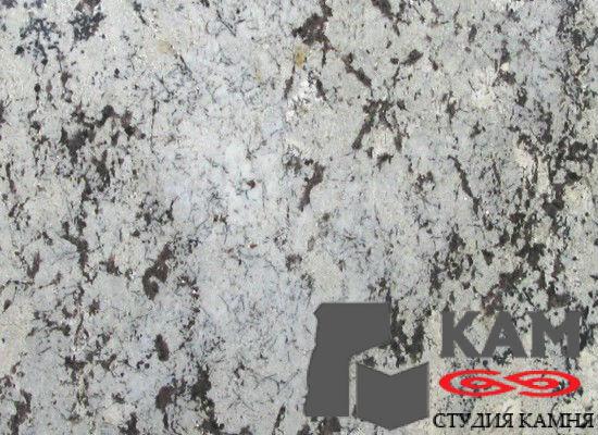 Натуральный камень гранит Delicatus (серый)