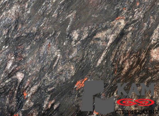 Натуральный камень гранит Earth GL (черный)