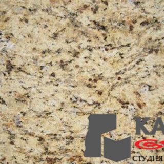 Натуральный камень гранит Giallo Santa Cecilia (бежевый)