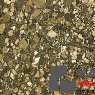 Натуральный камень гранит Golden Marinace (коричневый)