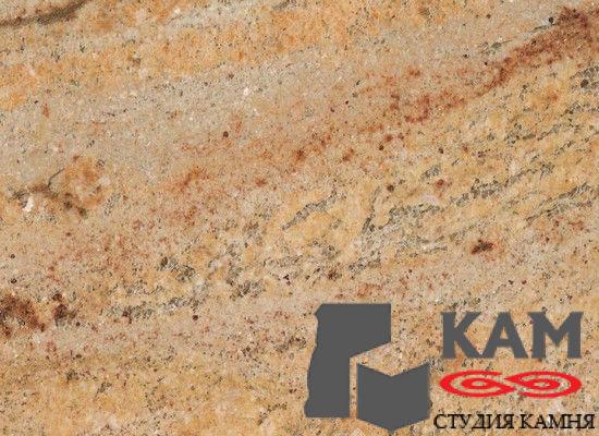 Натуральный камень гранит Ivory Brown (коричневый)