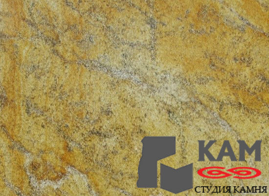 Натуральный камень гранит Madeira Gold (бежевый)