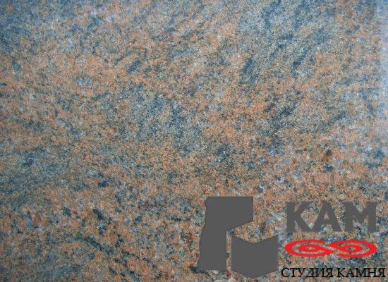 Натуральный камень гранит Multicolor Red