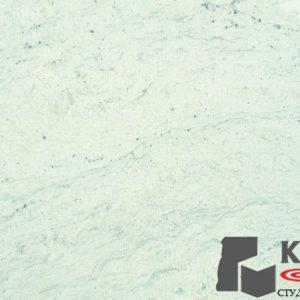 Натуральный камень гранит River White (белый)