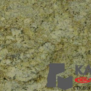Натуральный камень гранит Solarius (зеленый)