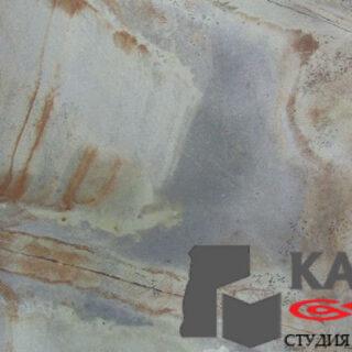 Натуральный камень гранит Wasabi (серый)