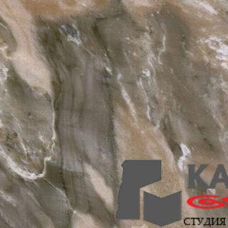Натуральный камень мрамор Кибик-Кордон (коричневый)