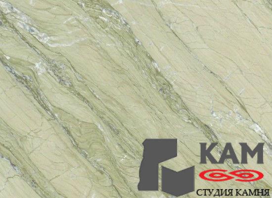 Натуральный камень мрамор Aquamarina (белый)