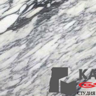 Натуральный камень мрамор Arabescato Corchia (белый)