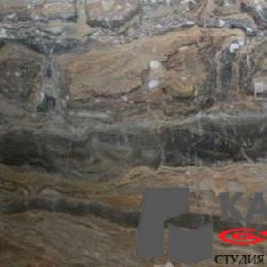 Натуральный камень мрамор Arabescato Orobico Rosso (коричневый)