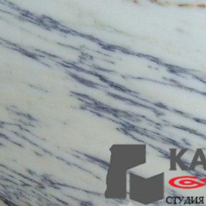 Натуральный камень мрамор Bianco Rigatino (белый)