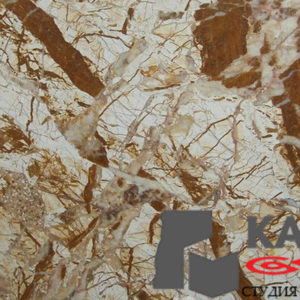 Натуральный камень мрамор Fantasy White (белый)