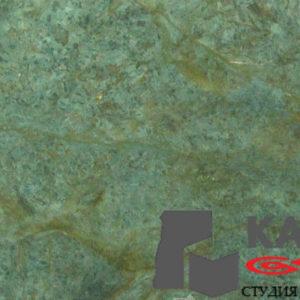Натуральный камень мрамор Green River (зеленый)