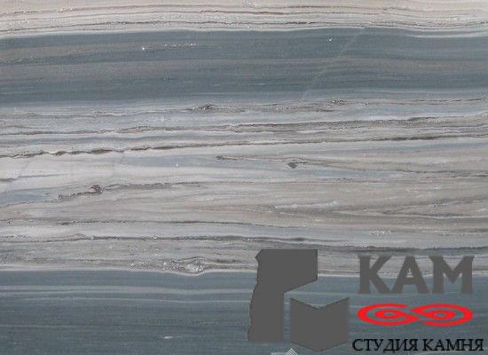 Натуральный камень мрамор Palissandro Bronzo (серый)