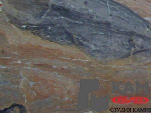 Натуральный камень мрамор Rosso Orobico