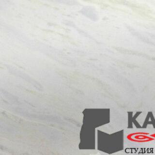 Натуральный камень мрамор Royal Blue (белый)