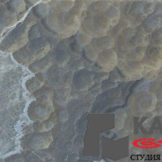 Натуральный оникс Grey Cloud