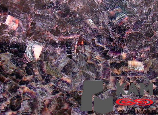Натуральный камень Amethyst