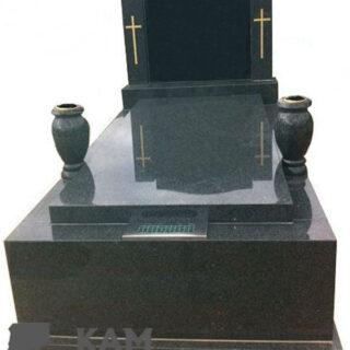 Мемориальный комплект из гранита