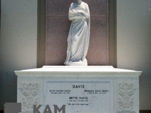 Мемориальный комплект из мрамора