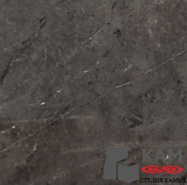 Натуральная серая мраморная плитка и плита