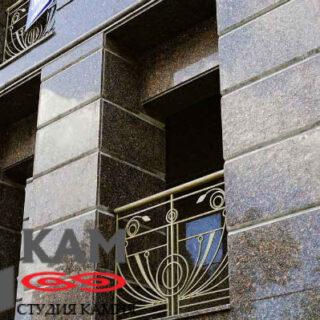Фасады из мрамора