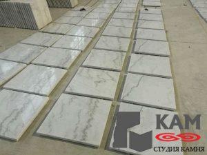 600x600 мм Гуанси белые мраморные плитки